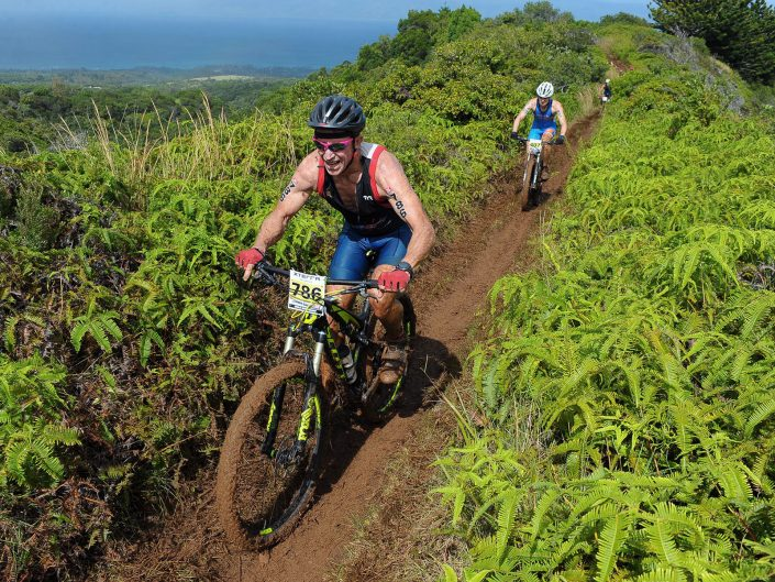 XTERRA Mountain Biking